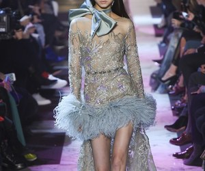 haute couture, elie saab, and fashion image