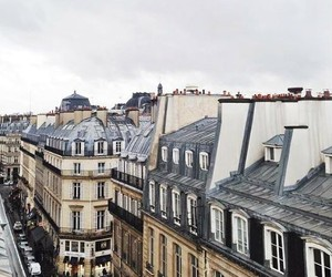 paname, immeubles haussmanniens, and capitale france image