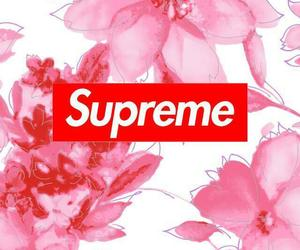 supreme, wallpaper, and background image
