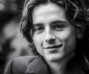 celebrity and timothee chalamet image