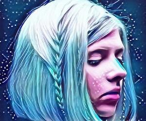aurora, inspiring, and painting image