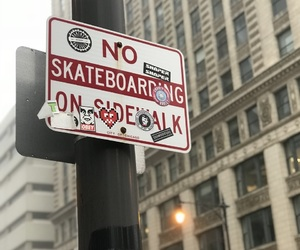 chicago, obey, and cool image