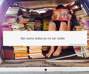 love, frases, and español image