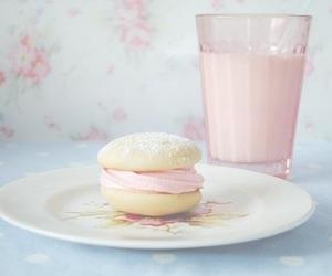 color, milk, and pastel color image