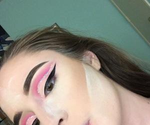bake, eyebrows, and girly image