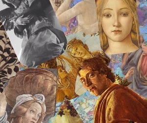 arte, Collage, and pintura image