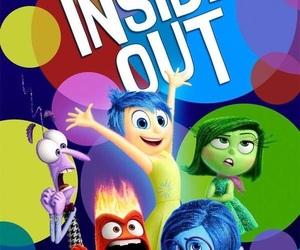 disney, inside, and movie image