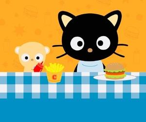 chococat and sanrio image