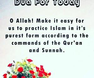 allah, islamic, and deen image