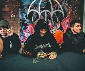 band, bring me the horizon, and oliver sykes image