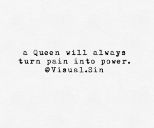 quotes, Queen, and pain image