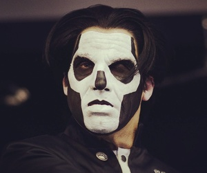 ghost, thebandghost, and tobiasforge image