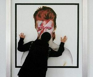 david bowie, art, and grunge image