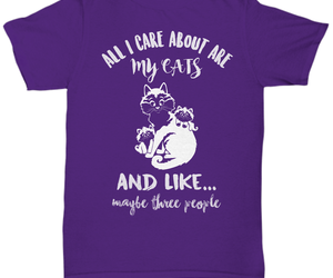 cat print dress, funny cat shirts, and cute cat clothes image