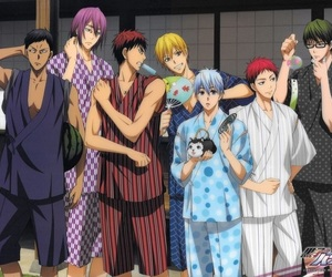 anime and knb image