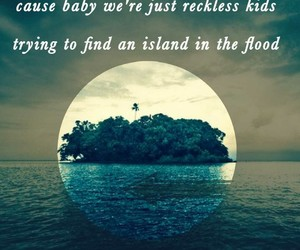 flood, inspiration, and Lyrics image