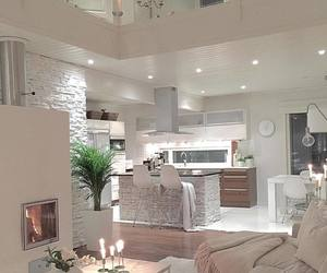 kitchen, open space, and livingroom image