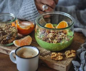 avocado, breakfast, and cereal image