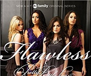 book, flawless, and pll image