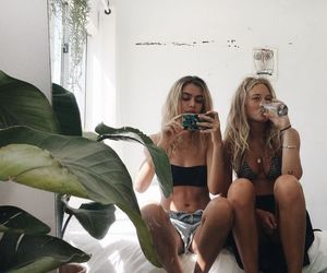 bff, girls, and friendship image