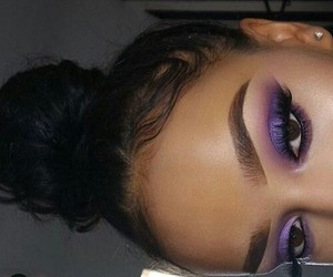 eyeshadow, goals, and looks image