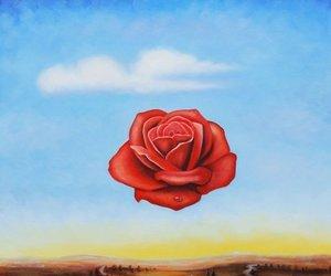 art, painting, and salvador dali image