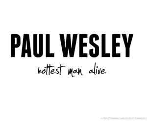 HOTTEST, man, and paul wesley image