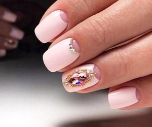 beautiful, beauty, and nail image