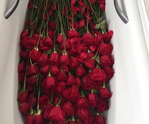 bathroom, red, and beautiful image