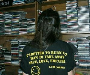 grunge, nirvana, and music image