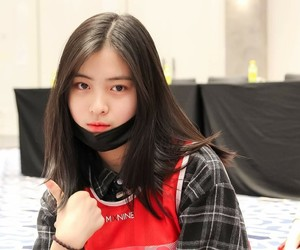 cute, mixnine, and shin ryujin image