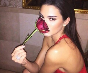 kendall jenner, love lovely cute cuteness, and baddie baddies fleeky image