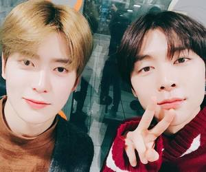 jaehyun, nct, and johnny image