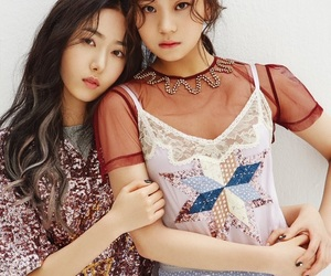 kpop, sowon, and sinb image