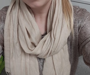 blonde, fashion, and ootd image