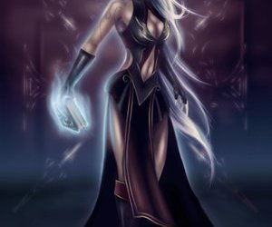 warrior princess magician image
