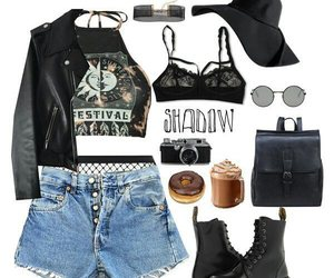 alternative, style, and clothes image
