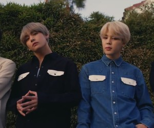 bts, taehyung, and jimin image