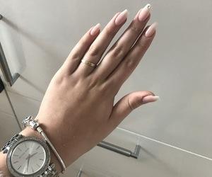 mk, nails, and pandora image