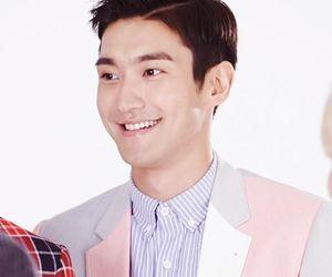 super junior, siwon, and smile image