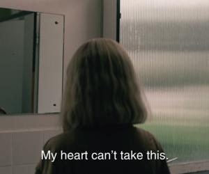 alternative, heart, and sad image