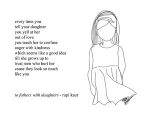 poetry, quotes, and rupi kaur image