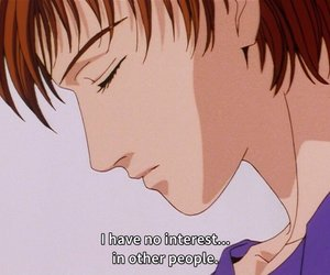 anime, indie, and loneliness image