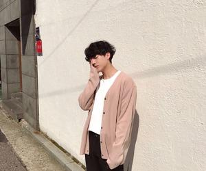 boy, asian boy, and fashion image