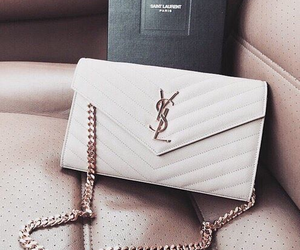 YSL, accessory, and bag image
