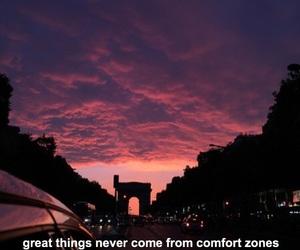 goal, night, and paris image