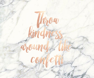 background, marble, and quotes image