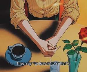 anime, aesthetic, and love image