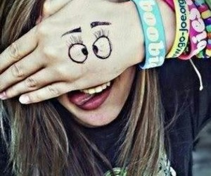 funny, smile, and crazy image