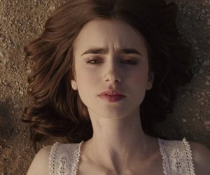 lily collins, gif, and actress image
